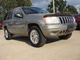 2002 Silverstone Metallic Jeep Grand Cherokee Limited 4x4 #53981219