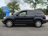 2008 Nighthawk Black Pearl Honda CR-V EX-L 4WD #53983356