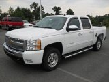 2011 Summit White Chevrolet Silverado 1500 LT Crew Cab #53982331