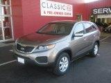 2012 Titanium Silver Kia Sorento LX #53981194