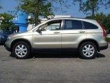 2008 Borrego Beige Metallic Honda CR-V EX-L 4WD #53983332
