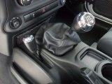 2012 Jeep Wrangler Sport S 4x4 5 Speed Automatic Transmission