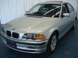 2000 Titanium Silver Metallic BMW 3 Series 323i Sedan #5401319