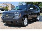 2010 Taupe Gray Metallic Chevrolet Tahoe LTZ #53981130