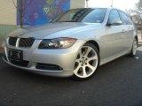 2006 Titanium Silver Metallic BMW 3 Series 330i Sedan #5397967