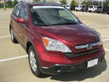 2009 Tango Red Pearl Honda CR-V EX-L 4WD #53982272