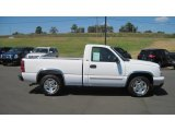 2007 Chevrolet Silverado 1500 Classic LT Regular Cab Data, Info and Specs