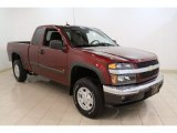 2008 Chevrolet Colorado LT Extended Cab 4x4 Data, Info and Specs