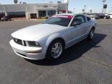 2006 Satin Silver Metallic Ford Mustang GT Deluxe Coupe #53981073