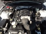 2006 Ford Mustang GT Deluxe Coupe 4.6 Liter SOHC 24-Valve VVT V8 Engine