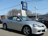 2006 Alabaster Silver Metallic Acura RSX Type S Sports Coupe #5388150