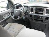 2007 Dodge Ram 1500 SLT Quad Cab Dashboard