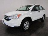 2010 Taffeta White Honda CR-V LX AWD #53981039