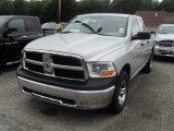 2012 Bright Silver Metallic Dodge Ram 1500 ST Quad Cab 4x4 #53982176