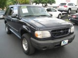 2001 Black Ford Explorer XLS #53983181