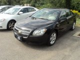 2012 Black Granite Metallic Chevrolet Malibu LS #53982170