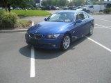 2007 Montego Blue Metallic BMW 3 Series 335i Convertible #53982147