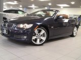 2007 Monaco Blue Metallic BMW 3 Series 335i Convertible #53982141