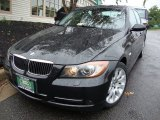2008 Black Sapphire Metallic BMW 3 Series 335xi Sedan #53982115