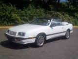 1989 Chrysler Lebaron GTC Turbo Convertible