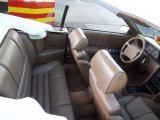 Chrysler Lebaron Interiors