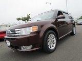 2010 Cinnamon Metallic Ford Flex SEL #53983085