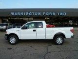 2011 Oxford White Ford F150 XL SuperCab #53980943