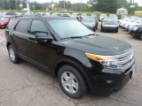 2012 Ford Explorer FWD Data, Info and Specs