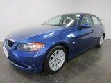 2007 Montego Blue Metallic BMW 3 Series 328i Sedan #53980917