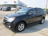 2011 Black Granite Metallic Chevrolet Equinox LT AWD #53982039
