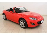 2009 Mazda MX-5 Miata True Red