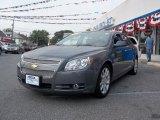 2008 Dark Gray Metallic Chevrolet Malibu LTZ Sedan #53982998