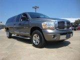 2006 Mineral Gray Metallic Dodge Ram 1500 Laramie Quad Cab 4x4 #53982017