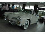 Volkswagen Karmann Ghia 1969 Data, Info and Specs