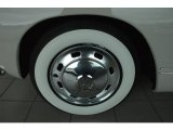 Volkswagen Karmann Ghia Wheels and Tires