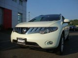 2010 Glacier White Pearl Nissan Murano SL AWD #53980845