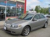 2008 Vapor Silver Metallic Lincoln MKZ AWD Sedan #53982941