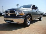 2012 Mineral Gray Metallic Dodge Ram 1500 ST Quad Cab #53981972
