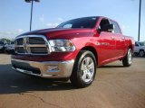2012 Deep Cherry Red Crystal Pearl Dodge Ram 1500 Big Horn Crew Cab #53981971