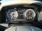 2012 Dodge Ram 1500 Big Horn Crew Cab Gauges