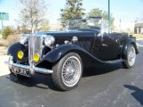 1953 MG TD Black