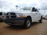 2011 Bright White Dodge Ram 1500 ST Crew Cab 4x4 #53981935