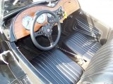 1953 MG TD Interiors