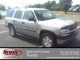 2005 Silver Birch Metallic Chevrolet Tahoe LS #53981919