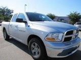2011 Bright Silver Metallic Dodge Ram 1500 SLT Quad Cab #53980747