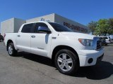 2007 Super White Toyota Tundra Limited CrewMax #53981886