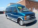 Chevrolet Chevy Van 1997 Data, Info and Specs