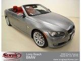 2009 Space Grey Metallic BMW 3 Series 328i Convertible #53980712