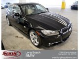 2011 Jet Black BMW 3 Series 335i Sedan #53980708