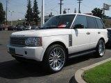 2007 Chawton White Land Rover Range Rover HSE #53980685